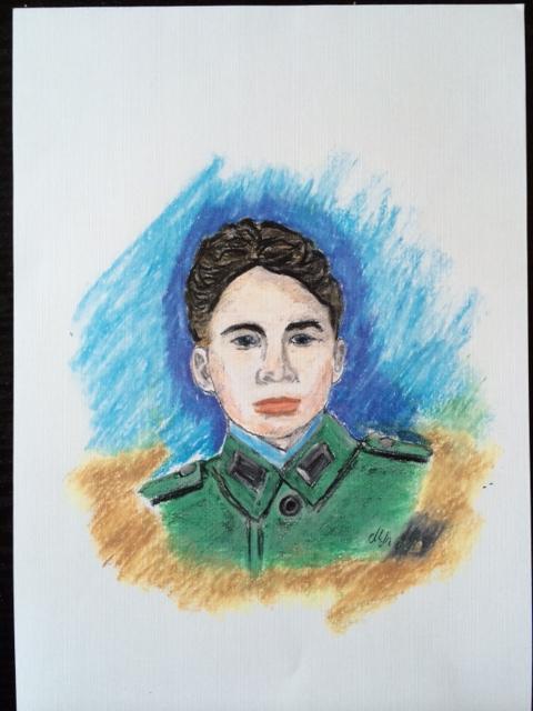 NVA-Soldat Volker 1973